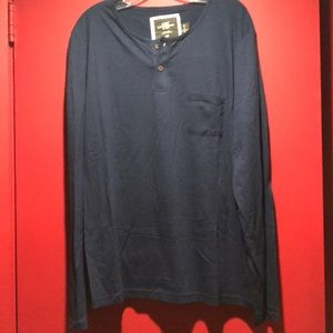 Other - Long Sleeve Pocket Henley